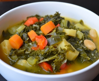 Vegetable Soup for the Sick