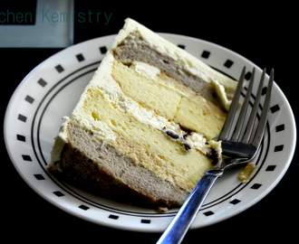 Cream Cheese Chiffon Cake