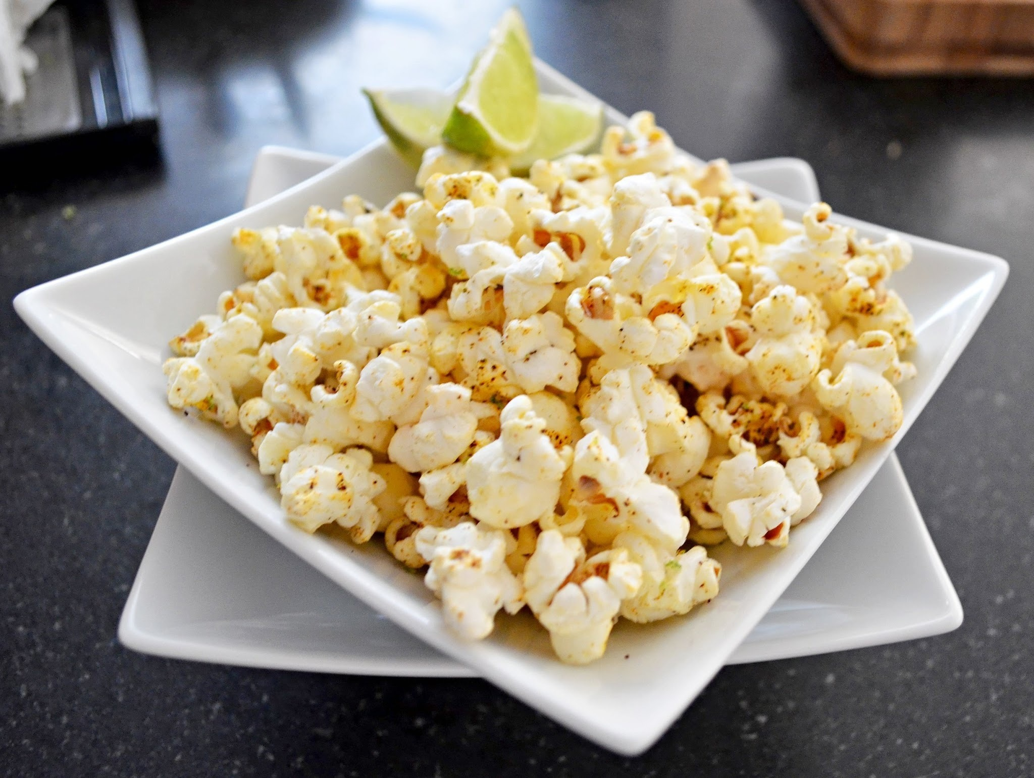 Recipe Redux: Chili Lime Popcorn