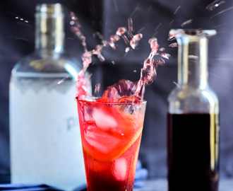heinstirred wrote a new post, Hibiscus and Rose Spritzer, on the site heinstirred