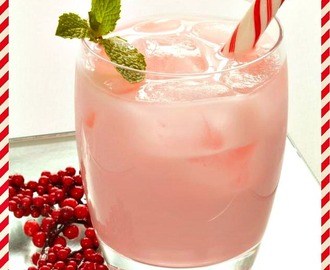 Candy Cane Cooler #Recipe