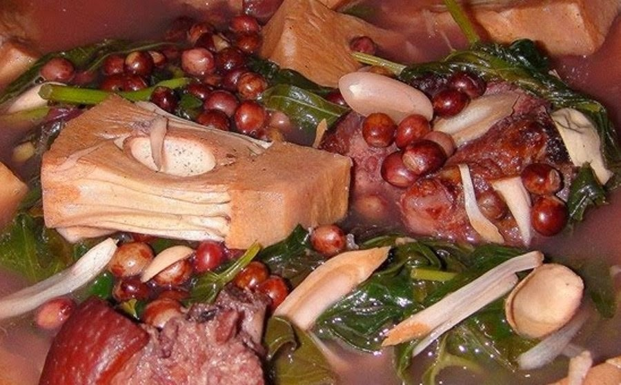 How To Cook Ilonggo Pork and Beans With Jackfruit #FilipinoFoodsPhilippines