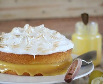 pinkpolkadot commented on the post, Luscious Lemon Meringue Cake, on the site Bits of Carey