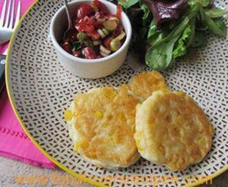 SWEETCORN FRITTERS (DIARY FREE, EGG FREE, NUT FREE