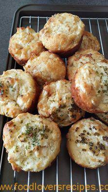 CHICKEN SCONE PIES