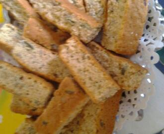 BUTTERMILK RUSKS