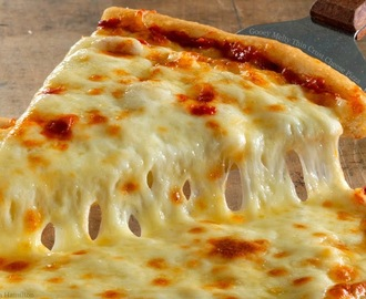 How to Make Greco Pizza #PizzaWorld