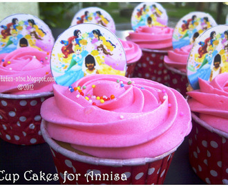 CUPCAKES FOR ANNISA