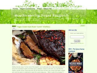 Mouthwatering Vegan Recipes