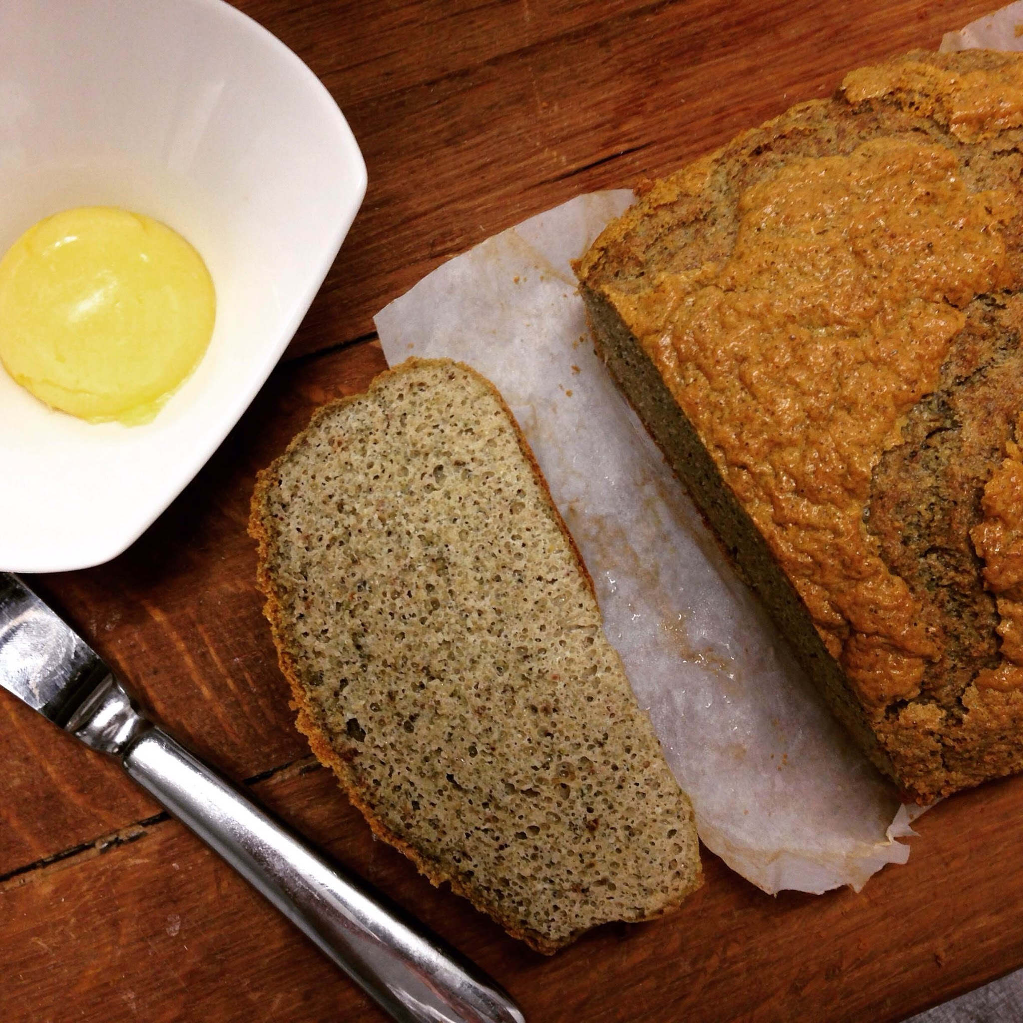 Ultimate seed mix bread