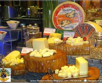 A taste of Switzerland at Marco Polo Plaza Cebu