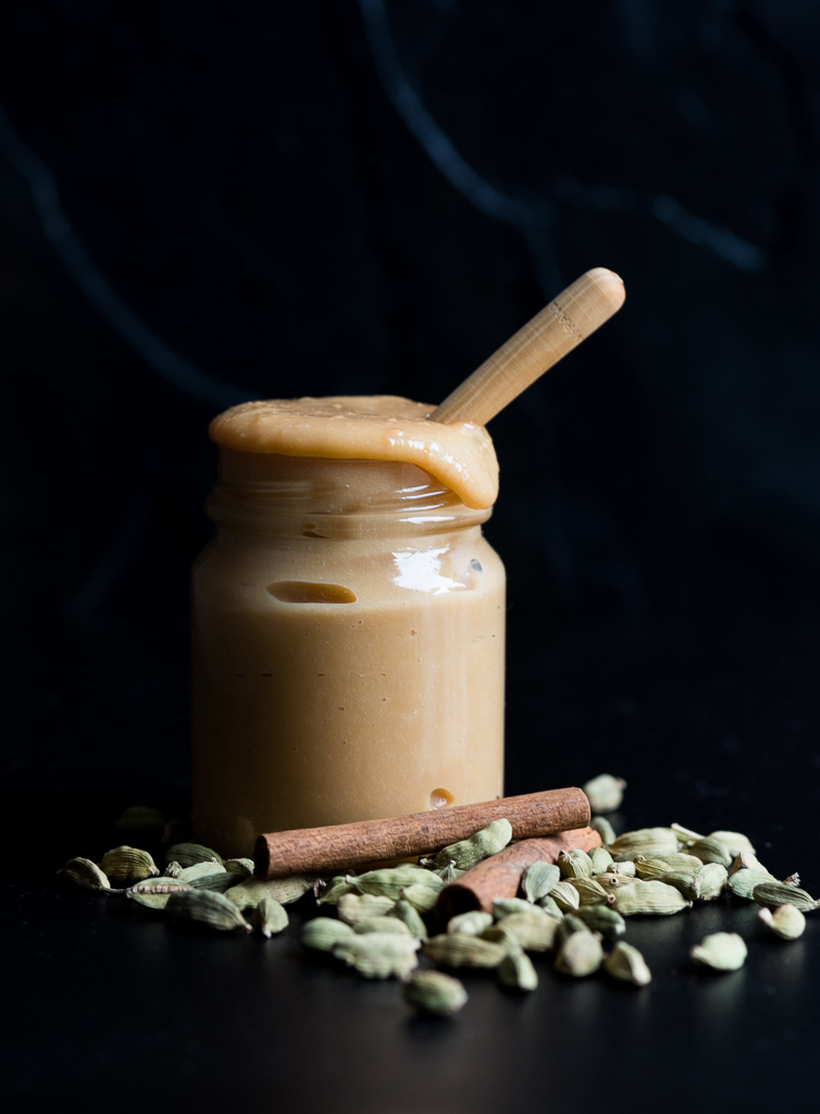 Homemade Spiced Dulce de Leche