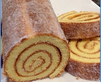 Pianono Recipe/Swiss Roll