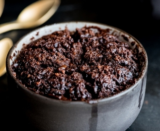 heinstirred wrote a new post, Boozy Chocolate Coffee Puddings, on the site heinstirred