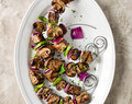 Easy Grilled Steakhouse Kebabs