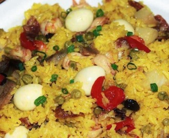 How to Cook Arroz a la Valenciana #VideoRecipes