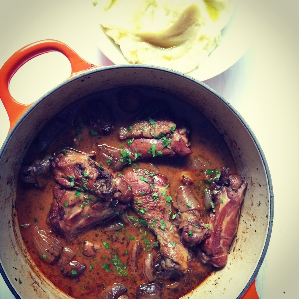 Coq au Vin – Cooking with Wine