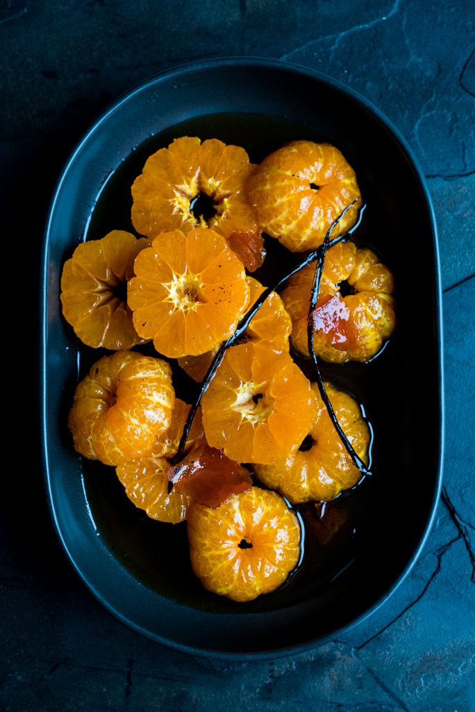 heinstirred wrote a new post, Caramel Poached Clementines, on the site heinstirred