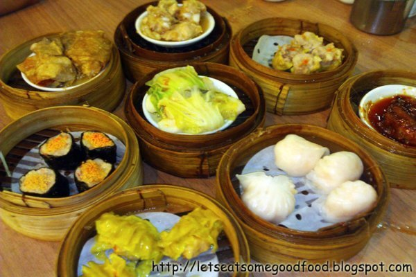 Dimsum Dinner With Family - Causeway