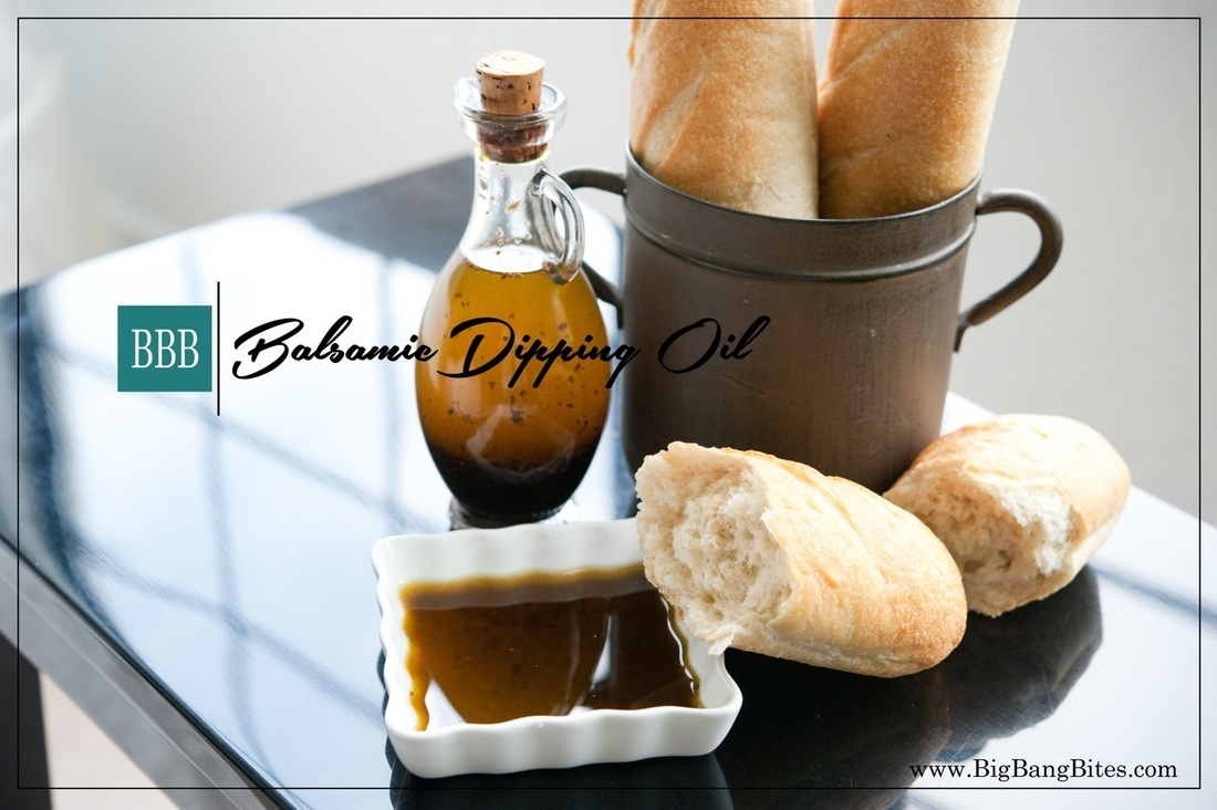 Balsamic Dipping Oil