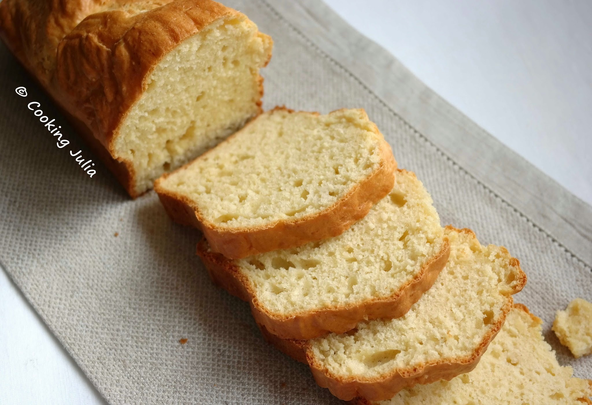 PAIN RAPIDE AU BUTTERMILK