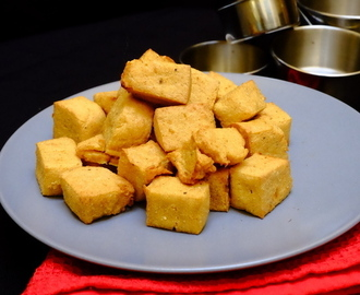 Tofu de Garbanzos