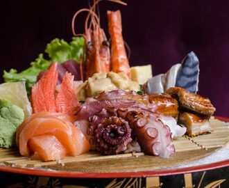 Artistic Japanese at Kessaku in Commercecenter Alabang