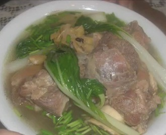 HOW TO COOK BEEF NILAGA (NILAGANG BAKA)