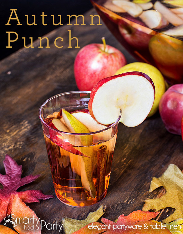 Autumn Punch Recipe