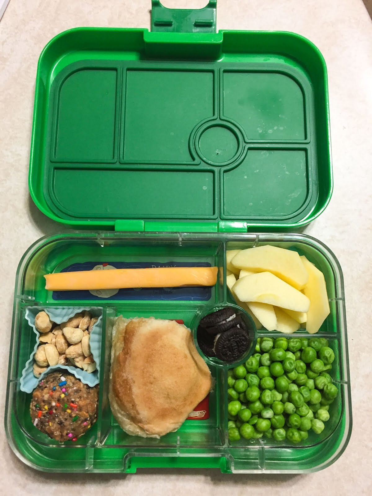School Lunches - Week 1/2