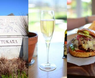 Tokara Deli Delicious Lunch in the Stellenbosch Valley