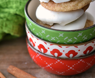 White Chocolate Dipped Snickerdoodles & My Favorite Christmas Recipes