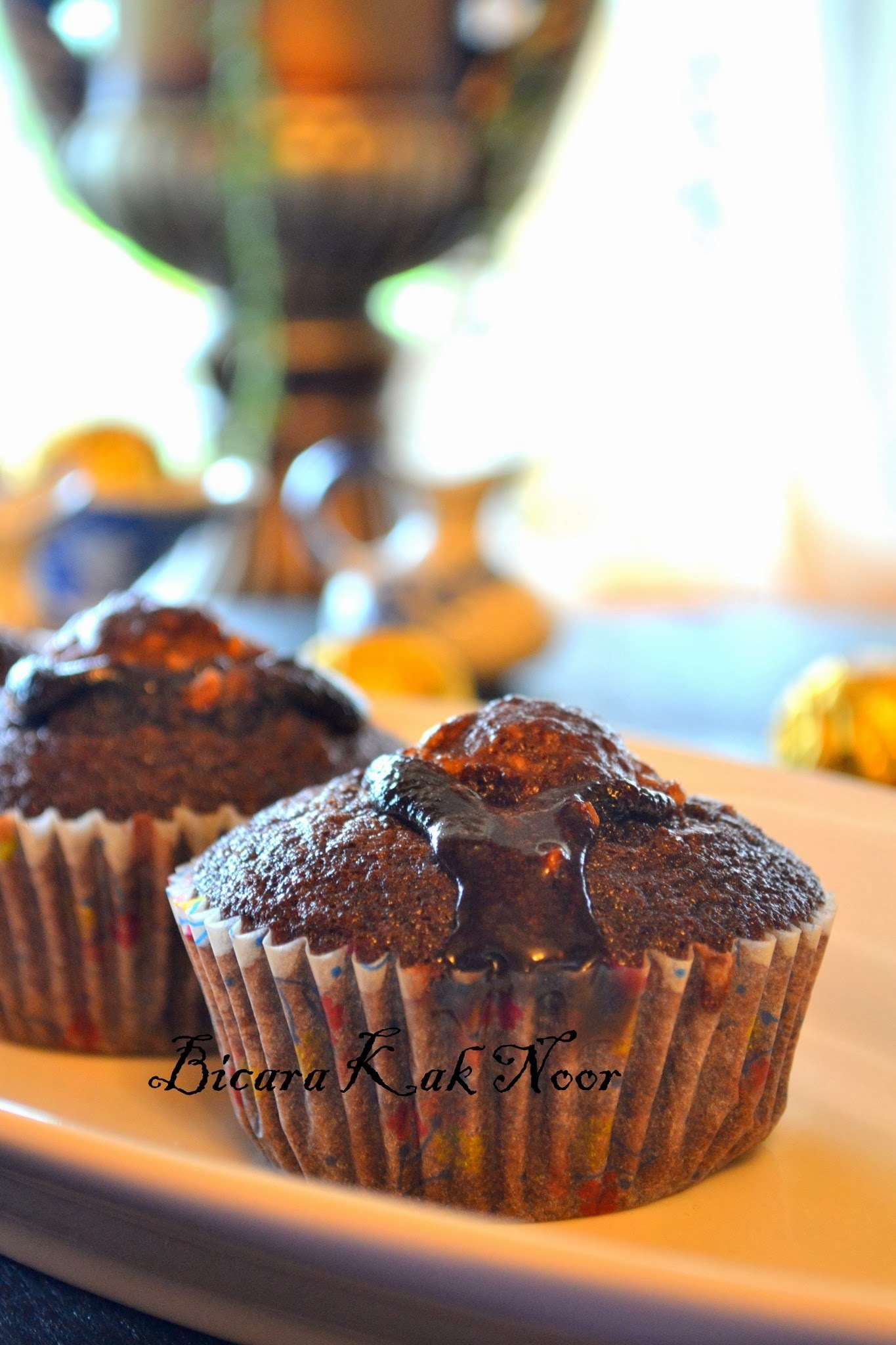 Nutella Cupcakes Shortcut