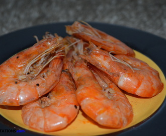 Buttered Shrimp Recipe