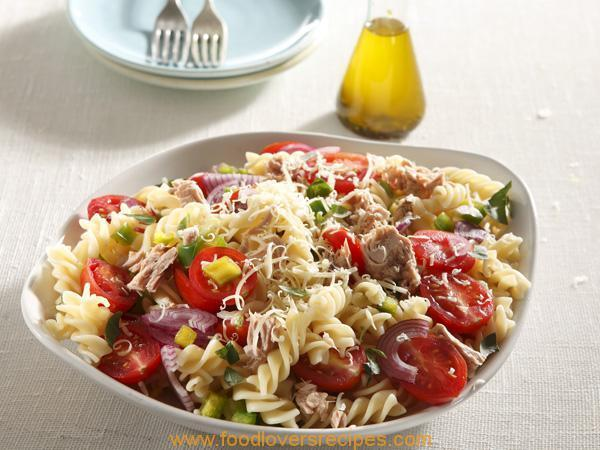 HONEYED PASTA SALAD