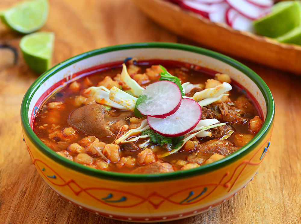 Guest Post : Lalaine from Kawaing Pinoy featuring Pozole Rojo