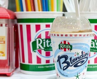 Rita's Italian Ice and Frozen Custard Opens in Manila