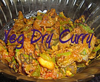 Veggie Dry Curry