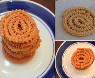 Murukku / South-Indian Chakli