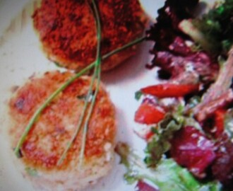 Basic Fish Cakes Recipe