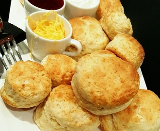 Easiest Scones EVER!!!