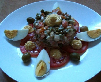 salade macedoine