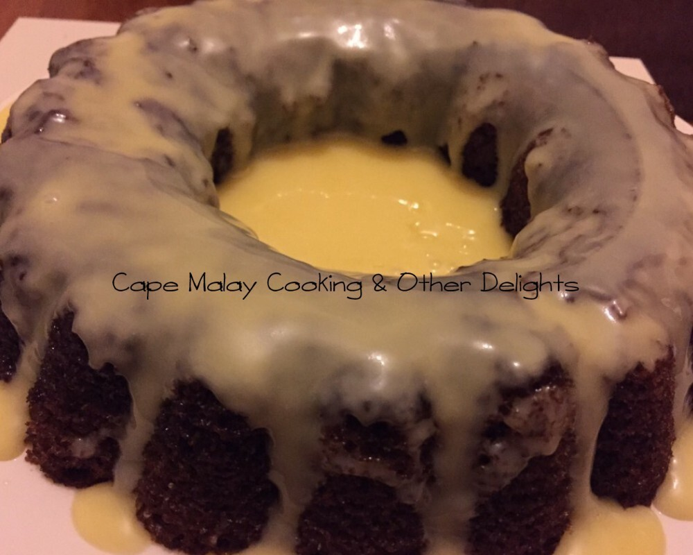 Microwave Coffee Cake