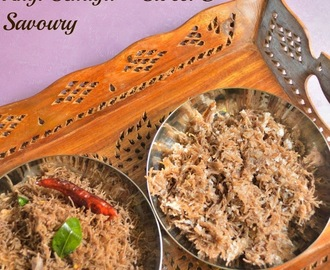 Ragi Semiya - Sweet and Savoury Recipe | Breakfast Recipes