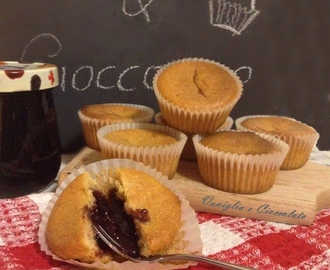 MUFFIN LIGHT CON MARMELLATA