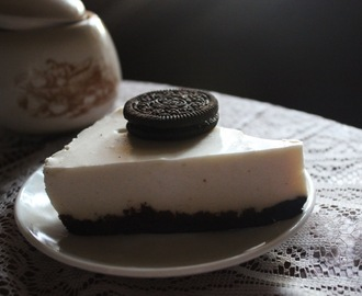 Cooking : Cheesecake OREO
