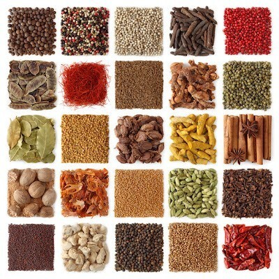 Advices on Spices