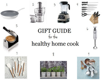Gift Guide for the Healthy Home Cook