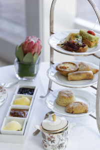 Enjoy a traditional High Tea at The Table Bay Hotel