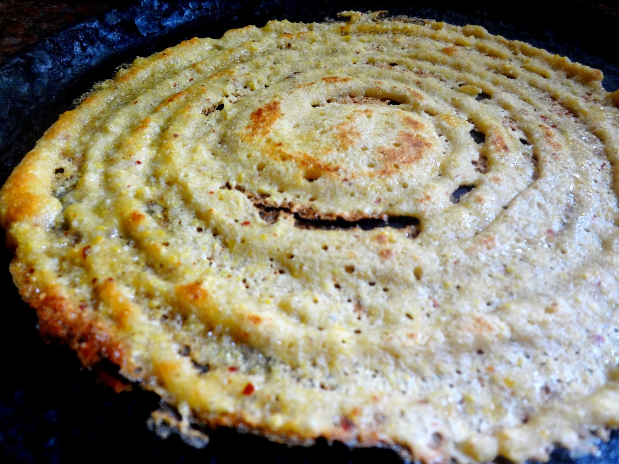 Home made Adai Mix (Healthy lentil mixed dals crepe )